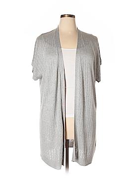 Joan Vass Cardigan Size 1X (Plus)
