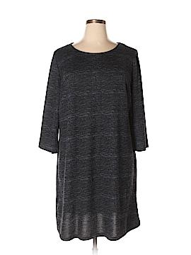 Tacera Casual Dress Size 2X (Plus)