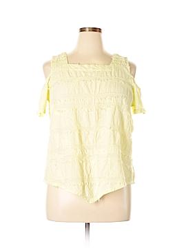 Lulu-B Short Sleeve Top Size XL