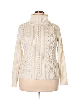 Ann Taylor Factory Turtleneck Sweater Size M
