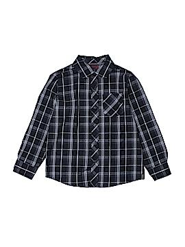Hawk Long Sleeve Button-Down Shirt Size 5 - 14