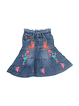Lipstik Girls Denim Skirt Size 5