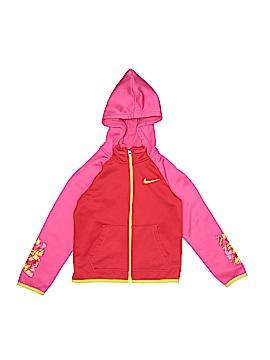 Nike Zip Up Hoodie Size 5 - 6