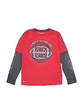 Starter Long Sleeve T-Shirt Size L (Kids)