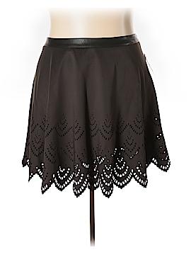 Modamix By Brandon Thomas Casual Skirt Size 24 (Plus)