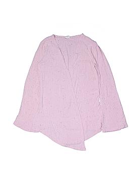 Wall Flower Cardigan Size Medium kids (10/12)