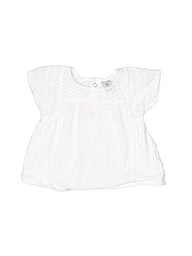 Carter's Short Sleeve Blouse Size 12 mo