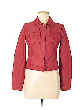BCBGMAXAZRIA Denim Jacket Size XS