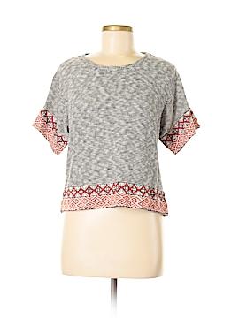 Akemi + Kin Short Sleeve Blouse Size XS