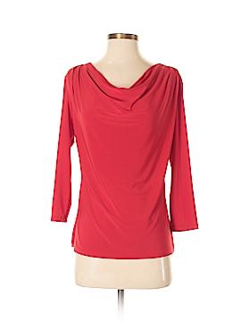 Jennie & Marlis 3/4 Sleeve Top Size S