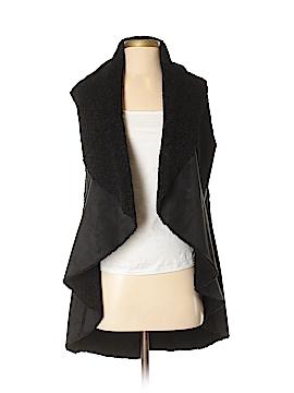 Saks Fifth Avenue Faux Fur Jacket Size XS
