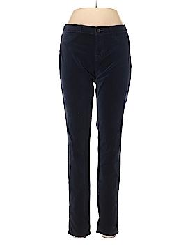 J Brand Velour Pants 30 Waist