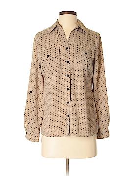 Elementz Long Sleeve Blouse Size S (Petite)