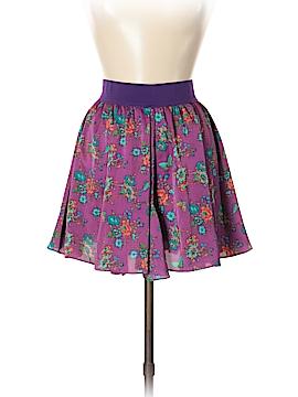I Love H81 Denim Skirt Size M