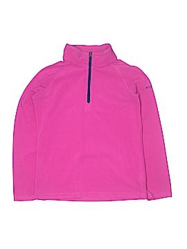 Columbia Fleece Jacket Size 14