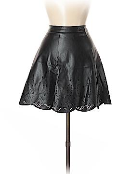 Ellison Faux Leather Skirt Size M