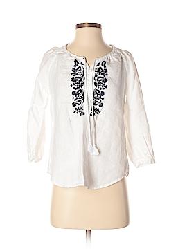 Jones New York 3/4 Sleeve Blouse Size S (Petite)