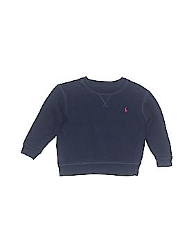 Ralph Lauren Sweatshirt Size 18 mo