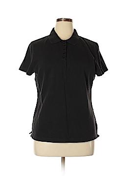 Basic Editions Short Sleeve Polo Size XXL