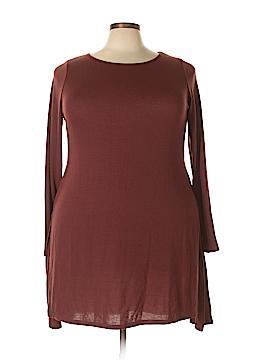 Lisa Rinna Long Sleeve T-Shirt Size 1X (Plus)