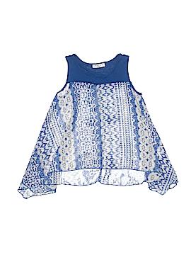 Pinc Premium Sleeveless Blouse Size S (Youth)