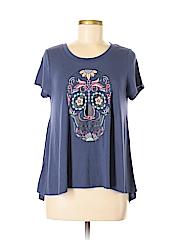 Wound Up Women Short Sleeve T-Shirt Size M