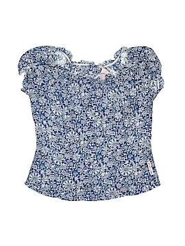 Mary Kate and Ashley Short Sleeve Blouse Size 8