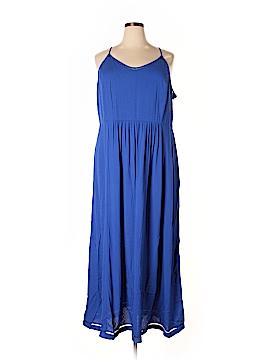 City Chic Casual Dress Size 24 (XL) (Plus)