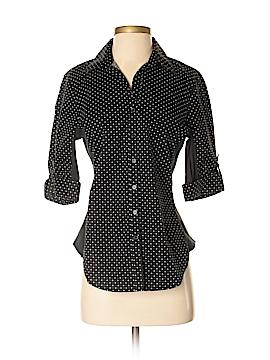 Grand & greene 3/4 Sleeve Button-Down Shirt Size S