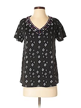 Nine 1 Eight Short Sleeve Top Size S