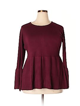 City Chic Pullover Sweater Size 18 Plus (M) (Plus)