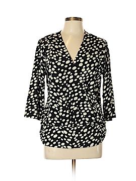 Jones New York Collection 3/4 Sleeve Top Size 0X (Plus)