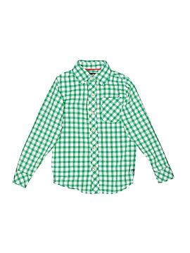 Eddie Bauer Long Sleeve Button-Down Shirt Size 6