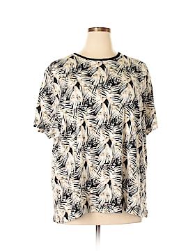 Kim Rogers Signature Short Sleeve T-Shirt Size 3X (Plus)