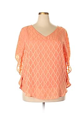 Alyx 3/4 Sleeve Blouse Size 1X (Plus)