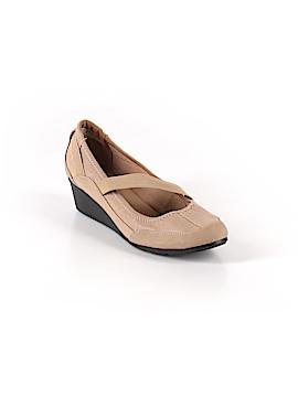 Laura Ashley Wedges Size 7 1/2