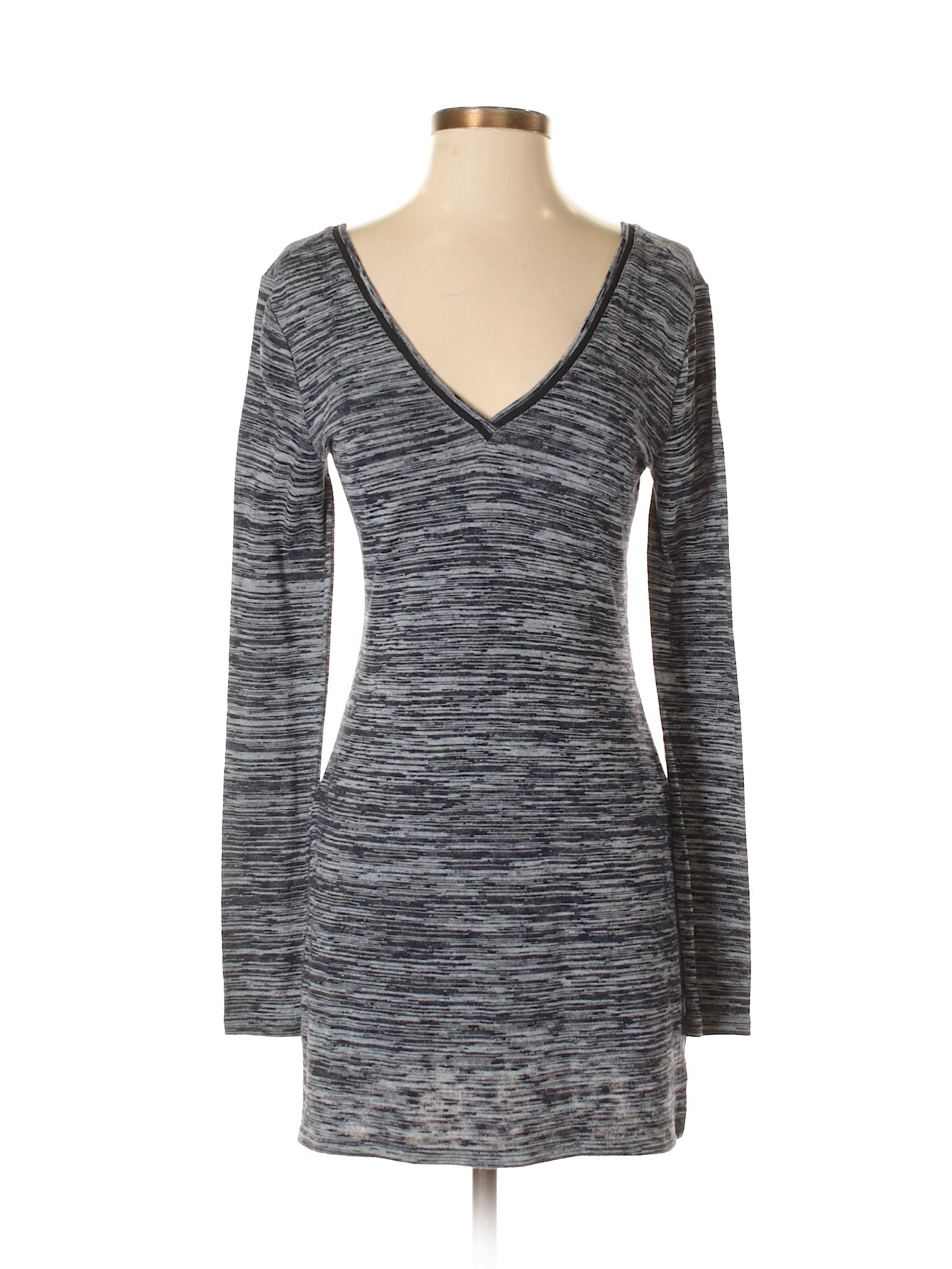 Black House Market Casual winter White Boutique Dress qOx4gg