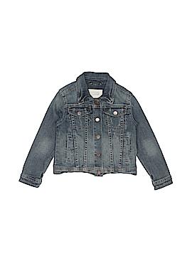 77Kids by American Eagle Denim Jacket Size 4