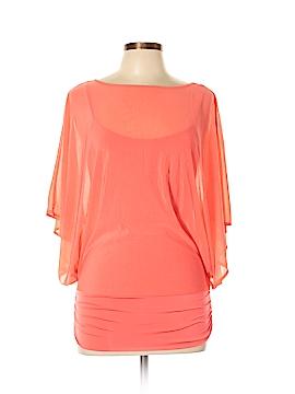 Jennifer Lopez 3/4 Sleeve Top Size S