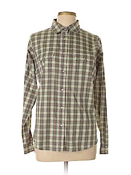 Wrangler Jeans Co Long Sleeve Button-Down Shirt Size XL
