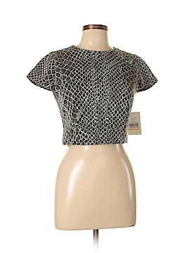 Alice + olivia Short Sleeve Blouse Size 10