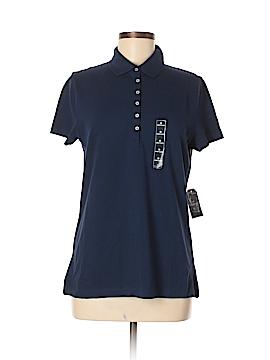 St. John's Bay Short Sleeve Polo Size M