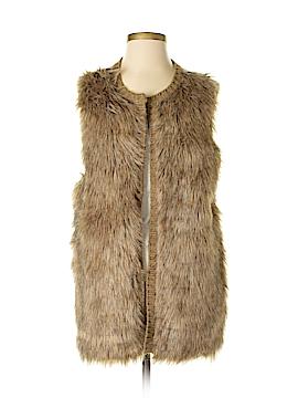Xhilaration Faux Fur Jacket Size XL