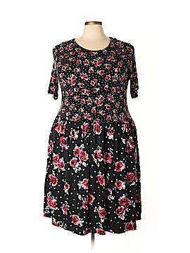 ASOS Curve Casual Dress Size 22 (Plus)