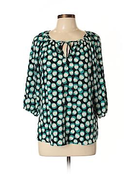 Ann Taylor LOFT 3/4 Sleeve Blouse Size 1