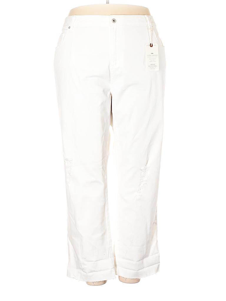 Lucky Brand Women Jeans Size 24 (Plus)