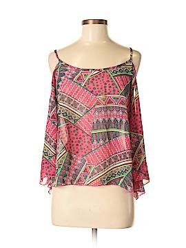 Nabee 3/4 Sleeve Blouse Size M