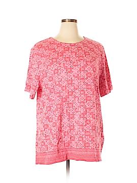 Classic Elements Short Sleeve T-Shirt Size 22 (Plus)
