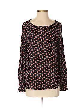 Ann Taylor LOFT Outlet Long Sleeve Blouse Size S
