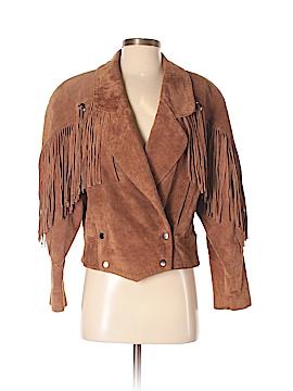 Unbranded Clothing Leather Jacket Size S